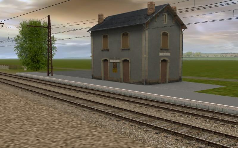 Gare de Miremont