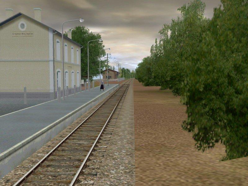 Gare de Creysse