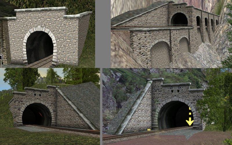 Pack tunnels Scarassoui