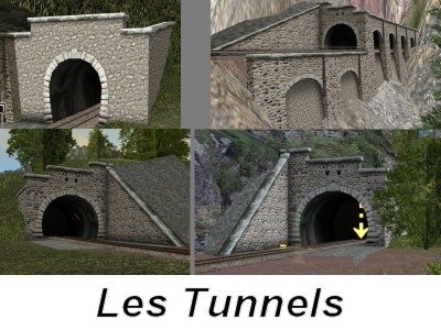 Les tunnels